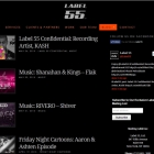 Label 55 Blog