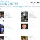 Pompano Beach Tennis Center Staff