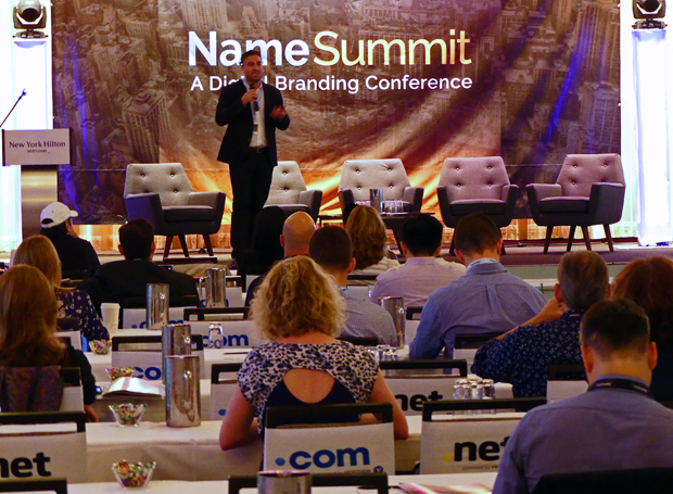Speaking at NameSummit NYC in 2017