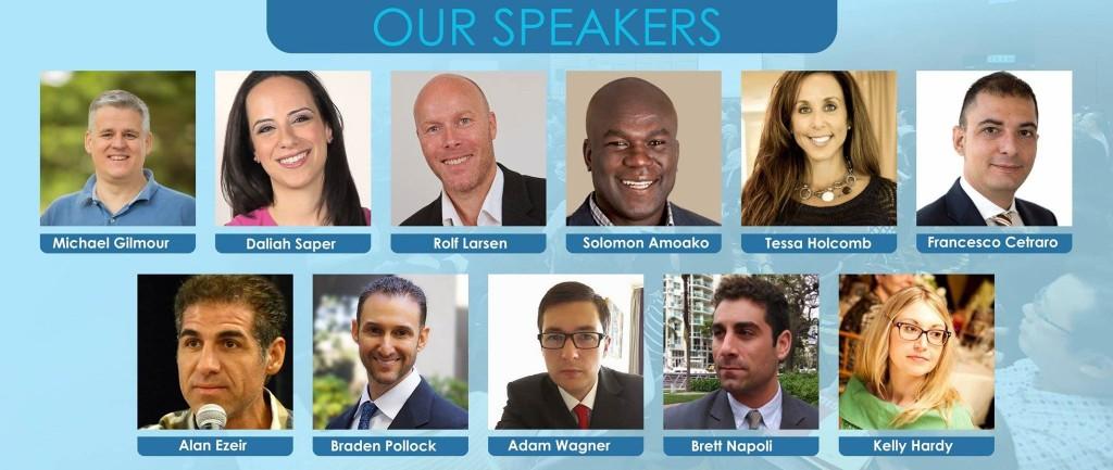 Domainers Meet 2016 Panel of Speakers